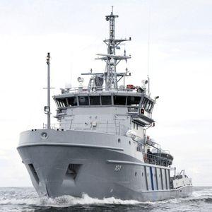 Spezialschiff / Offshore Patrouillen