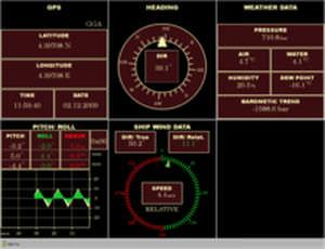 Navigationssoftware / Überwachung / für Schiffe