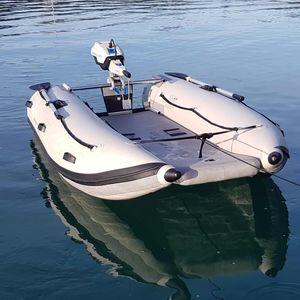 Katamaran-Schlauchboot