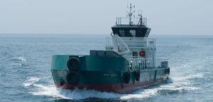 Umwelt-Schiff / Eisklasse