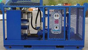 Hydraulikaggregat für Boote