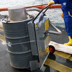 Verbrennungsanlage für Schiffe / Abfall / Klärschlamm