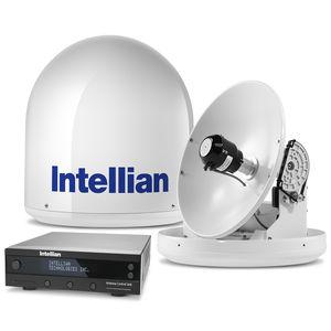 TV-Antenne / Satelliten / für Boote / Radom