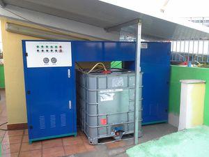 Abwasserbehandlungssystem