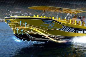 Bug Erweiterung / für Motorboote
