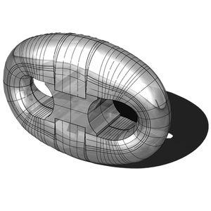 Schäkel für Schiffe / Typ Kenter