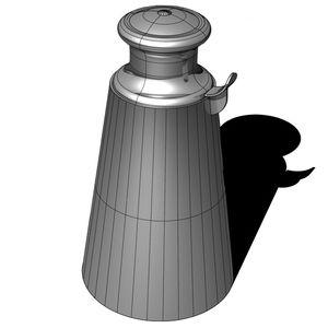 Lippklampe für Schiffe