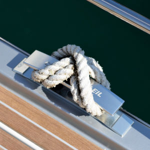Klampe für Yachten