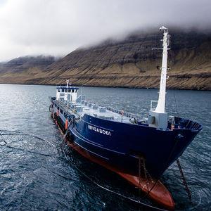Kahn-Spezialschiff