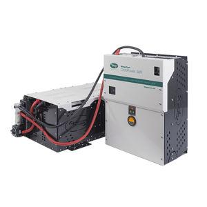 Stromversorgung mit Batterie