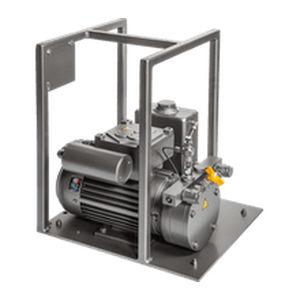 Kompressor für Schiffe / für Werft / Ölfreie Drehschieber