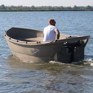 Offenes Boot / Außenborder