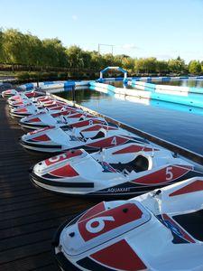 Wasser Go-Kart / für Freizeitanlagen