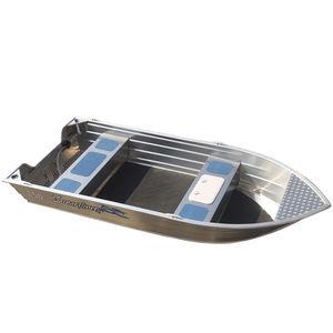 Offenes Boot / Aluminium