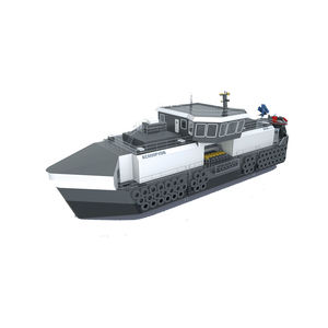 Feederschiff Aquakultur Schiff