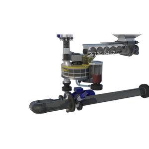 Fütterungssystem für Aquakultur