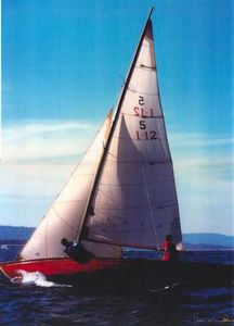 Großsegel / Vorsegel / Vorwind Segel / für traditionelle Segelboote