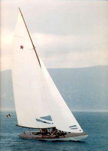 Großsegel / für One-Design Regatta Kielboote
