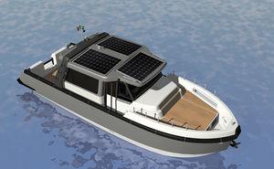 Express Cruiser / Elektro-Solar / hybrid / Lobster / max. 12 Personen