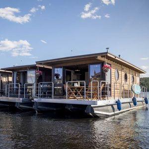 LPG-Hausboot