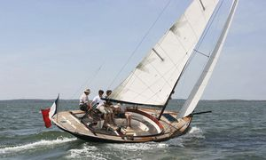Cruiser-Racer-Segelboot