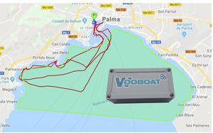 Überwachung und Tracking / für Boote / Charter / für Batterie