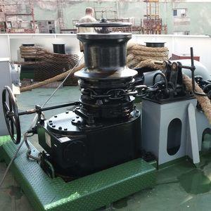 Gangspill für Schiffe / für Segelboote / für Schlepper / elektrisch
