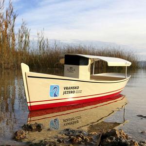 solarelektrisches Passagierboot