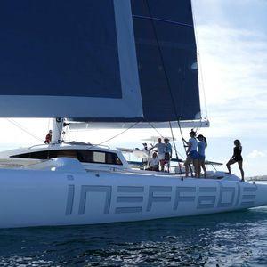 Segel-Yacht / Trimaran