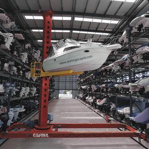 Stapelkran für Boote