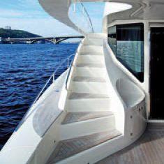 Antirutsch-Klebefolie / für Boote / für Segelboote