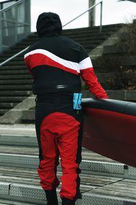 Wassersport-Trockenanzug / Langarm / mit Kopfhaube / sonstige