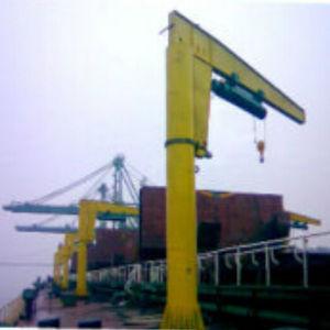 Kran für Werft