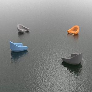 Schwimmsessel für Freizeitanlagen