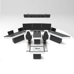 Integriertes Brückensystem / für Schiffe
