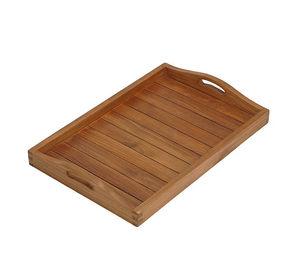Holz-Getränketablett