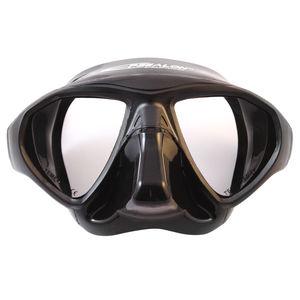 Doppelglas-Tauchmaske