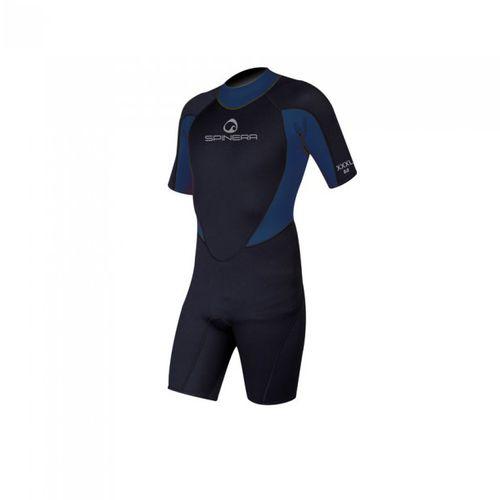 Wassersport-Neoprenanzug / shorty / Kurzarm / 3 mm