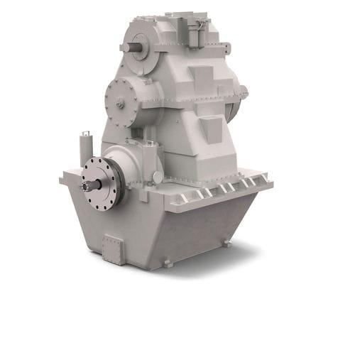 Untersetzungsgetriebe für Schiffe