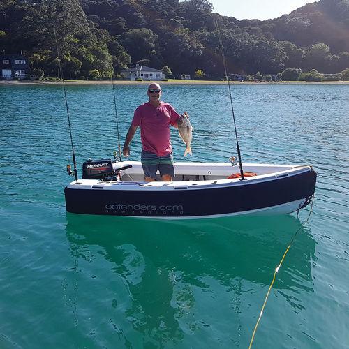 Offenes Boot / Außenbord / Sportfischer / Beiboot für Yacht