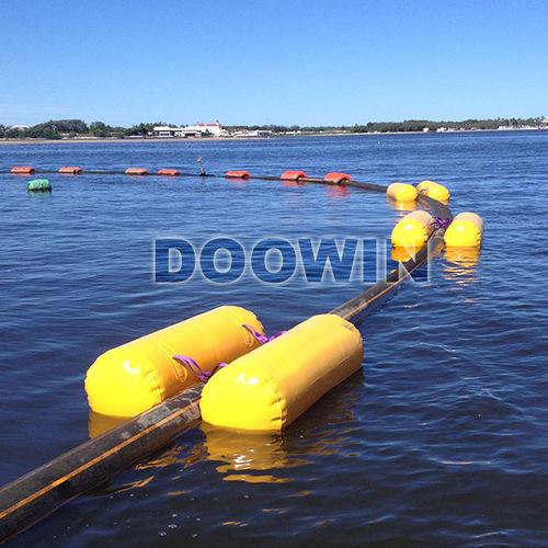 Schwimmkörper für Kabel