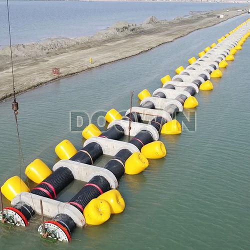Schwimmkörper für Pipeline