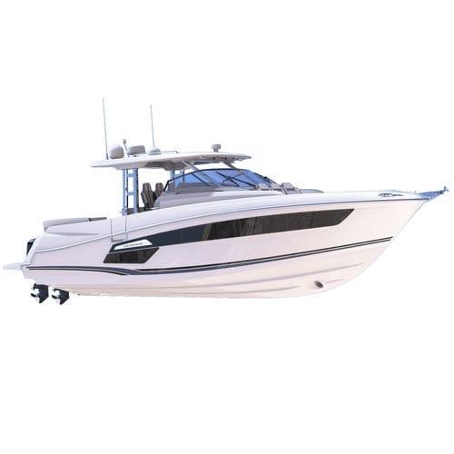 Express Cruiser / Außenbord / zweimotorig / Open / Fahrten