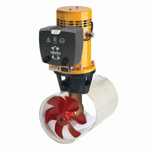 Bugstrahlruder / zur Anwendung auf Booten / elektrisch