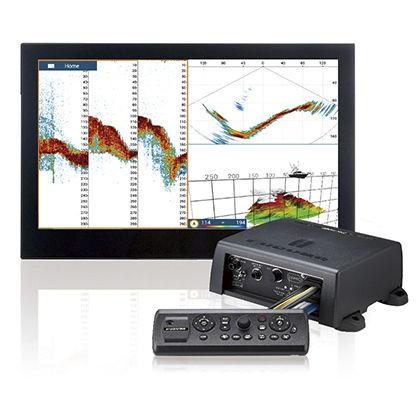Display für Boote / Multifunktion / Touchscreen / wasserdicht