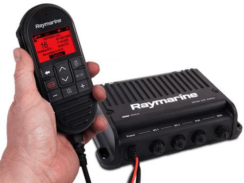 Funkgerät zur Anwendung auf Booten - Raymarine