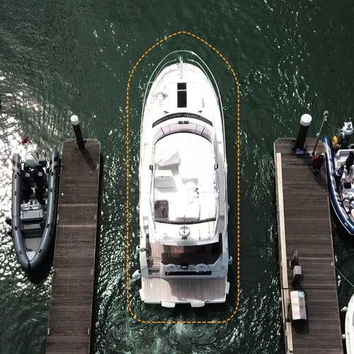 Automatisches Einzelpunktverankerungssystem / für Boot