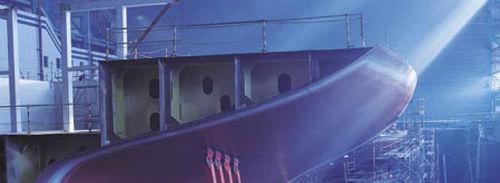 Beschichtung für Berufsboot / für Schiffe / Hochglanz / Einkomponenten