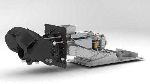 Jetantrieb Turbine / für Boot