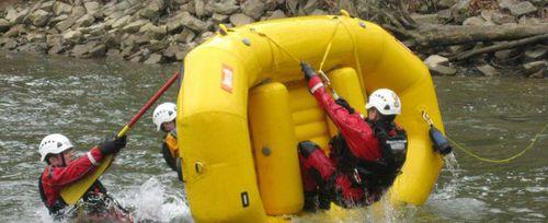 6-Personen-Raft